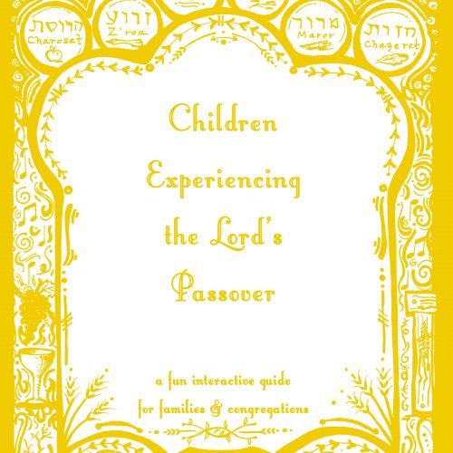 Children Exp the Lords Passover COVER